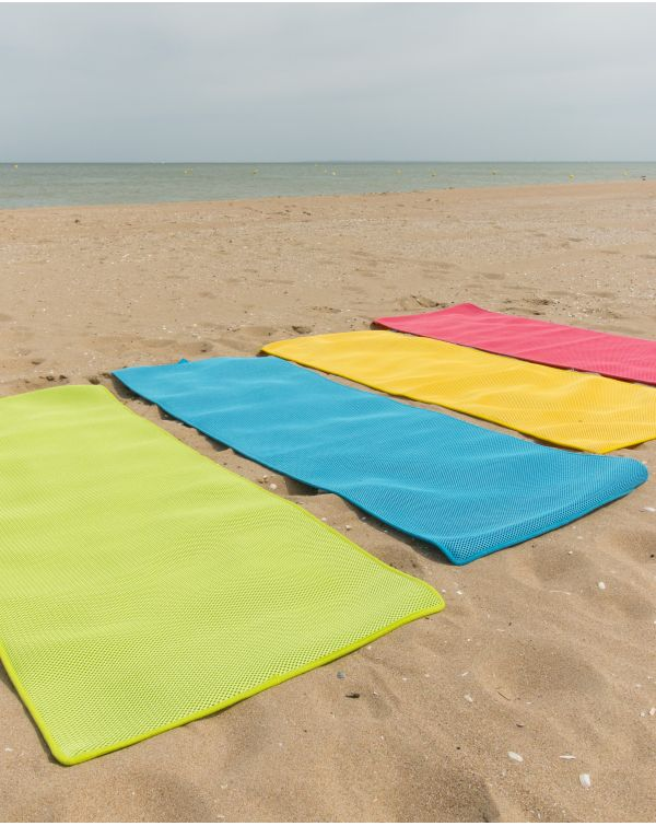 Tapis de plage (Memory Mesh®) - Moerani - Zenith - 200x70 cm