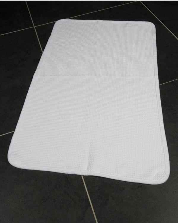 Tapis de bain - Taimiti - Coquillage - 80x50cm