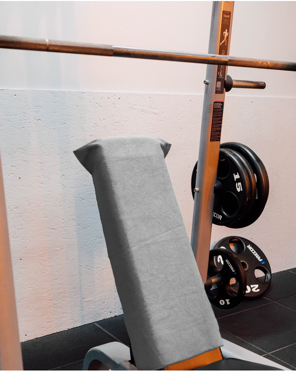 Serviette Banc De Musculation Microfibre Anuanua Perle Bodynamic