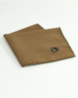 Serviette invités - Heiata - Terra - 30x30 cm
