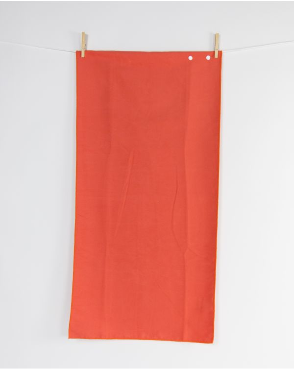 Serviette de toilette - Heiata - Volcan - 90x45 cm