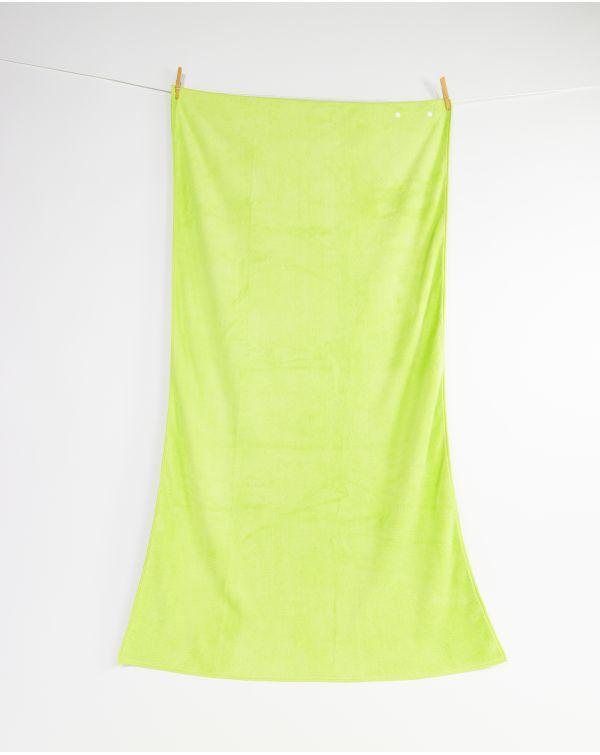 Drap de douche - Vaianu - Lime - 130x70 cm