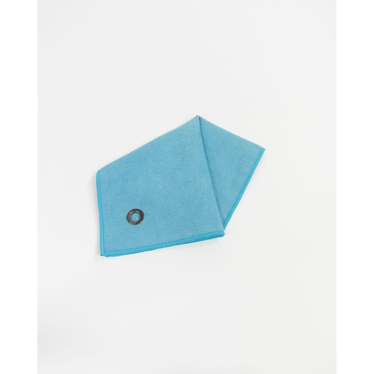 serviette mains visage en microfibre anuanua bleu naiade bodynamic. Black Bedroom Furniture Sets. Home Design Ideas