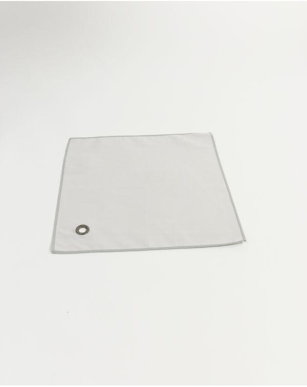 Serviette Mains/Visage - Heiata - Perle - 30x30 cm