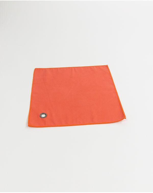 serviette mains visage microfibre heiata orange volcan bodynamic. Black Bedroom Furniture Sets. Home Design Ideas