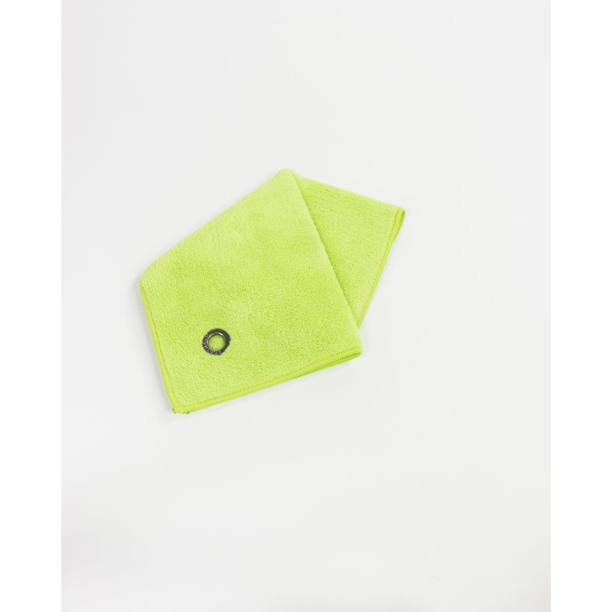 serviette mains visage microfibre vaianu vert lime bodynamic. Black Bedroom Furniture Sets. Home Design Ideas
