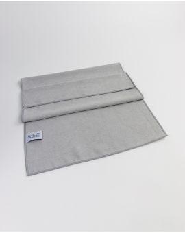 Serviette banc de musculation - Anuanua - Perle - 80x40 cm