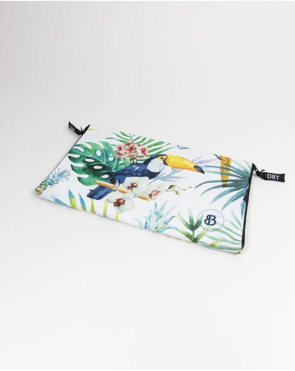 Sac à linge - Raihau - Toucan - 40x25 cm